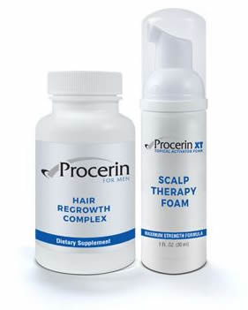 Procerin Pills and Serum
